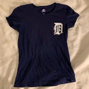 Women's Detroit Tigers tee